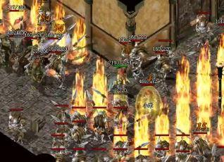 传奇游戏战士角色的优势
